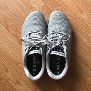 No Bull Arctic Gray Trainers